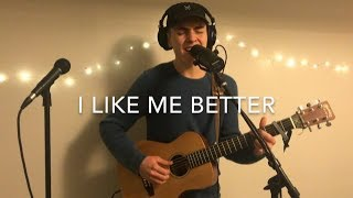 Lauv - I Like Me Better (Live Acoustic Loop Cover)