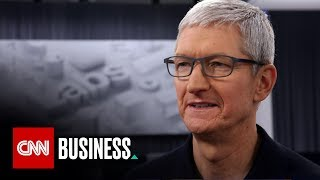 Apple CEO Tim Cook: Exclusive interview
