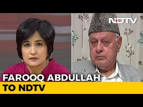 Jammu And Kashmir Government Targeted, Obstructed Our Voters': Farooq Abdullah