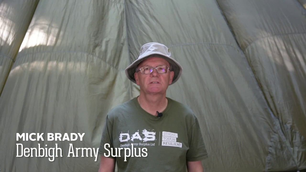Army Parachutes – DAS Outdoors
