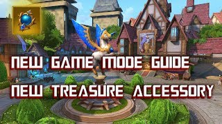 NEW GAME MODE - NEW TREASURE ACCESSORY - Crusaders of Light