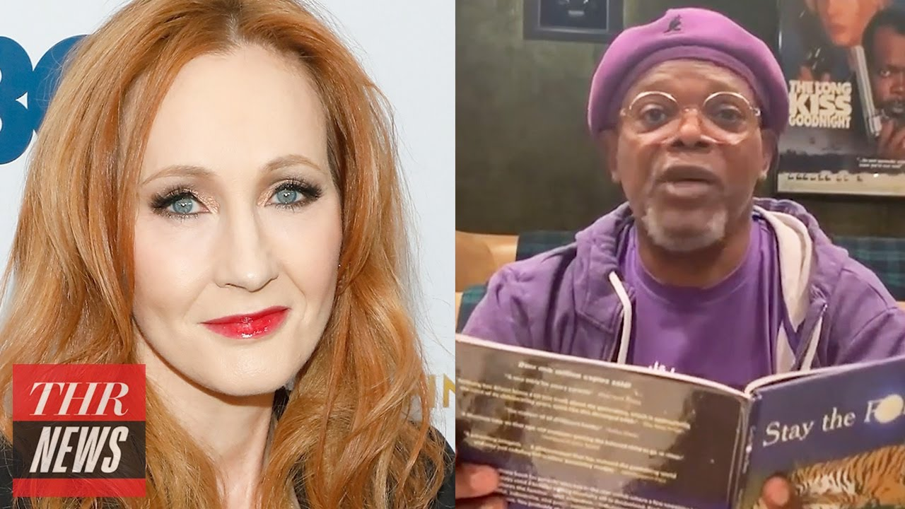J.K. Rowling's 'Harry Potter' Hub, Samuel L. Jackson Reads 'Stay the F--- at Home' & More | THR News