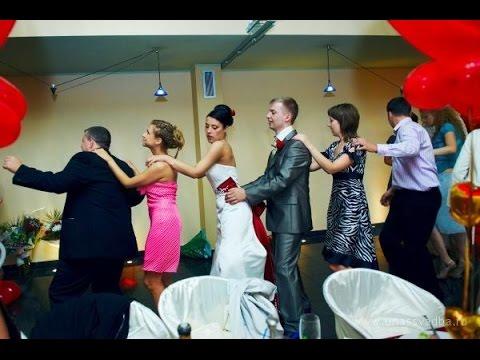 Веселые, прикольные, шуточные свадебные конкурсы, игры