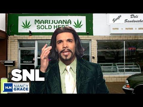 Nancy Grace - Saturday Night Live