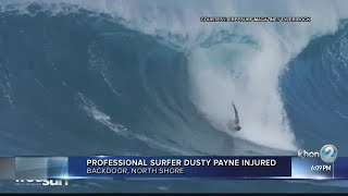 Pro surfer injured in major wipeout off Oahu