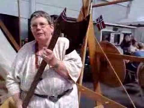 Vikings at Norway Day at Fort Mason in San Francisco, CA