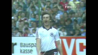 Germany FR v Chile, 1982 FIFA World Cup