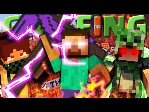 GRIEF ALLA VANILLA DI MARCY COL PORTALE DI HEROBRINE - Minecraft ITA - GRIEFING