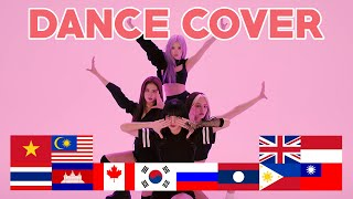 Download lagu BLACKPINK - 'How You Like That' Dance Cover from Korea, Thailand, Indonesia, Vietnam & Others