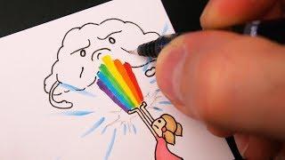 how-i-made-the-grumpy-cloud-flipbook