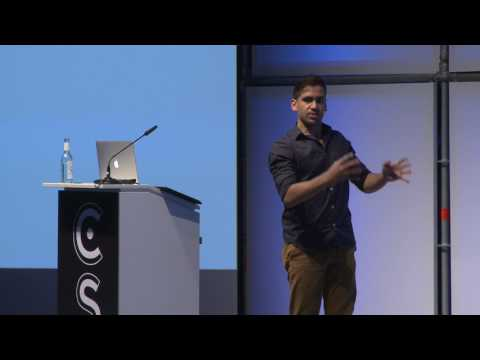 CSSconf EU 2017 | David Khourshid: Getting Reactive with CSS