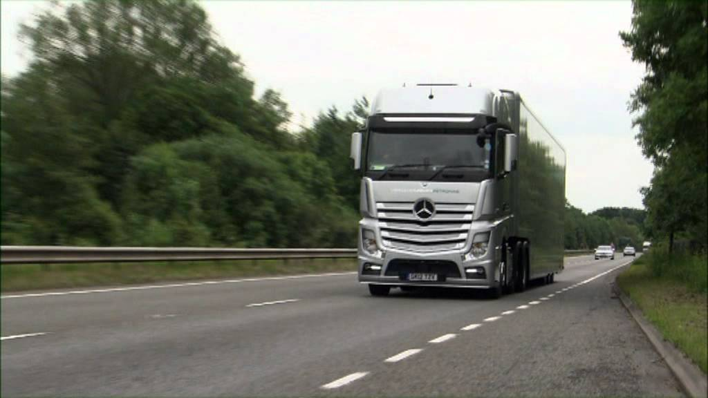 F1 2012 - Mercedes AMG - Back to back races, a logistical ...