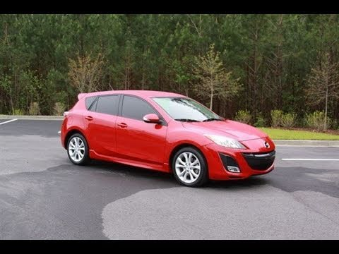 2011 Mazda 3 Sport Gs Hatchback Velocity Red Mica Youtube