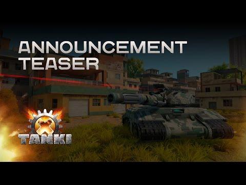 tanki x - 0 - Tanki X Closed Beta Key Giveaway