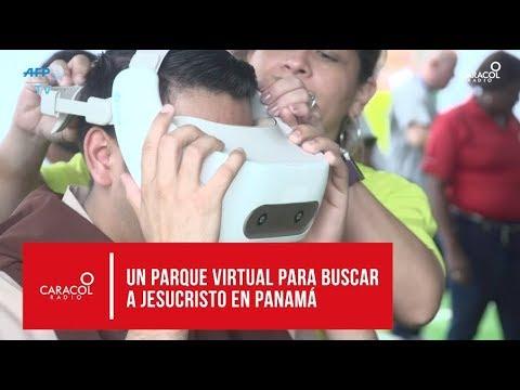 Jóvenes Buscan En Panamá A Jesucristo A Través De Realidad Virtual