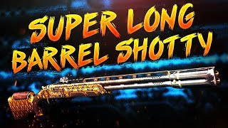 BO3 SnD - Olympia Super Long Barrel