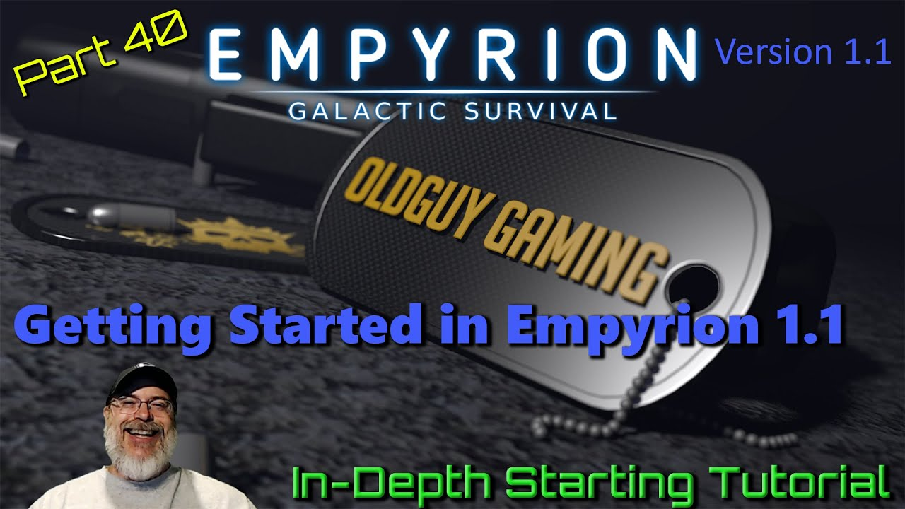 Empyrion Galactic Survival 1.1 | Getting Started Tutorial Part 40
