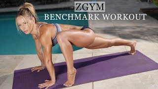 ZGYM BENCHMARK WORKOUT - CHALLENGE