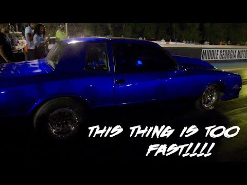 THIS MONTE CARLO SS IS WAY TOO FAST....AND IT MEANS BUSINESS