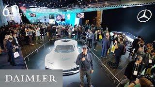 All the Mercedes-Benz CES 2018 announcements   60 seconds