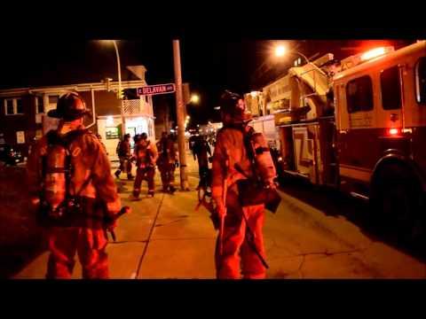 Buffalo Fire Dept - Engine 33 - The Big Dogs