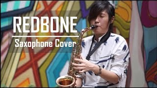 Redbone - Childish Gambino (Saxophone Cover)