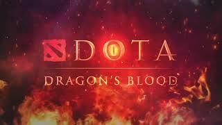DOTA: Dragons Blood Official Announcement Trailer Music