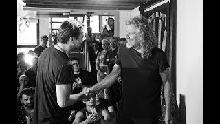 Robert Plant: Full Interview | House Of Strombo