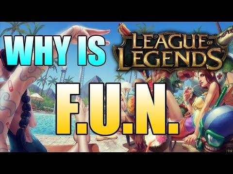 видео: [lol] Почему МОБА жанр на столько популярен, увлекателен и интересен?