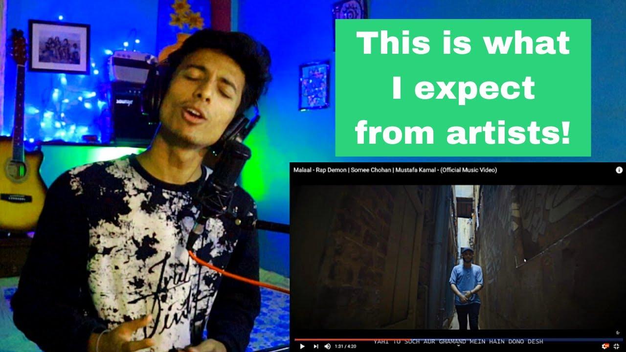 Malaal - Rap Demon | Somee Chohan | Mustafa Kamal || Big Scratch Bisects