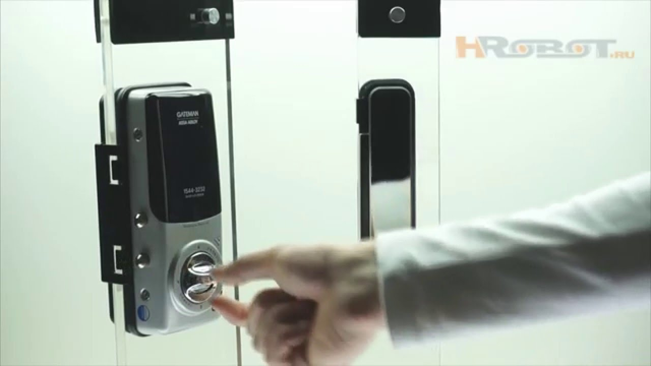 Gateman Shine Glass 1080p - YouTube
