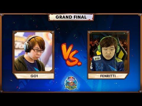 GO1 Vs Fenritti [Grand Finals] DBFZ World Tour Finals 2020