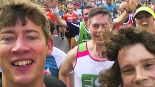 Xempo pacers at the Royal Parks Half Marathon 2015