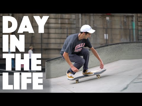 Day in the Life 5: SKATING NYC ALL DAY