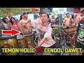 Lentur bgt TEMON HOLIC Diantara CENDOL DAWET 😂 - PAMER BOJO Angklung Malioboro Carehal