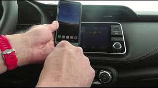 Android Auto Install - Nissan Kicks
