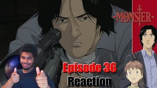 Monster Episode 36 Reaction: The Monster of Chaos