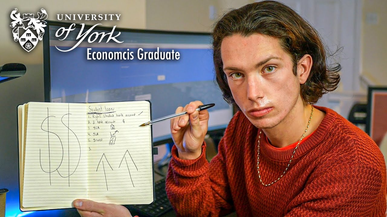 How I used my Student Loan to Make Money Whilst Studying at University (UK)