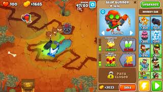 BTD6 Bloons Tower Defense 6 Cracked Hard Rounds 3-80 No Lives Lost NLL NAPSH