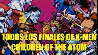 Todos los Finales de X-Men Children of the Atom