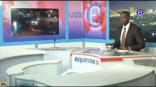 JOURNAL  20H  ÉQUINOXE TV DU Mardi 26 Décembre 2017