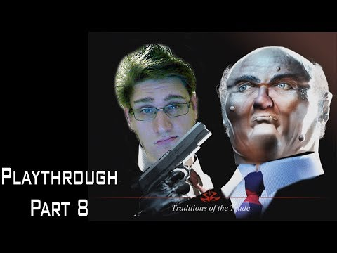 Hitman Codename 47 Playthrough Part 8 (Traditions of the Trade) [1080p HD]