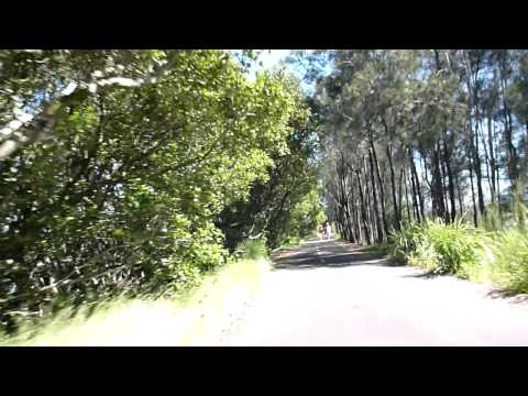 Sydney Bicycle Adventure: Bicentennial Park to Rhodes, Sydney Olympic Park