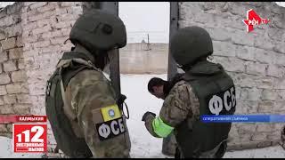 """В тюрьмах Калмыкии раскрыли группировки """"АУЕ"""" 10.02.2021"""