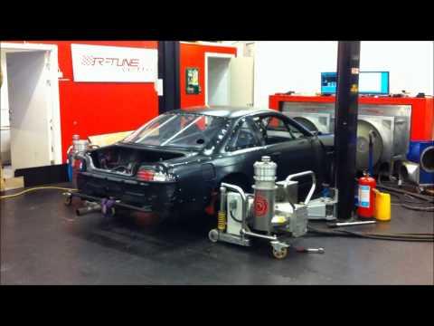 S14 LS2 Rocketbunny Dyno - aspmotorsports.com