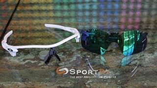 How To Interchange Your Oakley Radarlock Lens   SportRx
