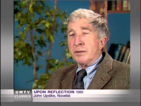 John Updike: To Be a Novelist