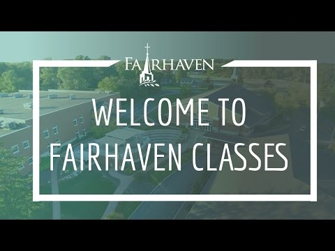 Subscribe to FairhavenClasses | Online Classes from FBC