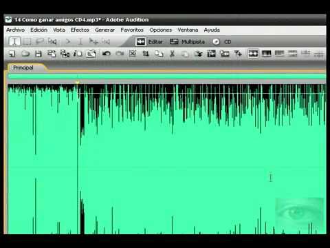 masterizar,aumentar volumen, quitar ruido y obtener audio mas claro con adobe audition español
