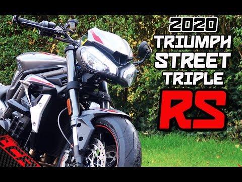 2020 Triumph Street Triple RS | VERY Naughty!!